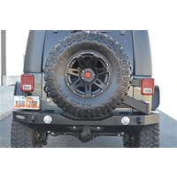 RSE JK Rear Bumper with Tire Carrier