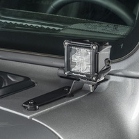 Rugged Ridge JL Cowl Light Mount