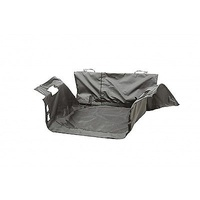 Rugged Ridge JK C3 Rear Cargo Cover with sub woofer