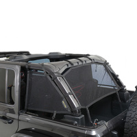 JL 4 Door Cloak Mesh Sides & Rear