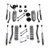 "JK 4Door 3"" Lift w 4 FlexArms & 9550 Shocks - RHD"