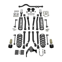 "JKU 4-Door Alpine CT3 Suspension System (3"" Lift) No Shocks"