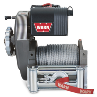 Warn 8000 lbs High Mount Winch